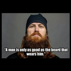 I have a new obsession with beards..