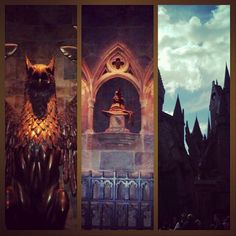Harry Potter World.
