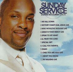 Sunday Service Greatest Gospel Mix Vol.5 Mixtape CD Compilation #Gospel
