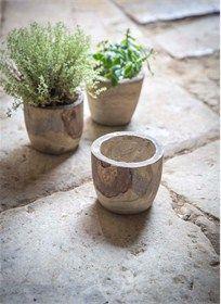 Bothy Pot - Wooden