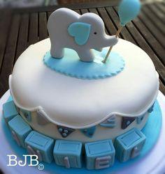 Elephant Cakes, Elephant Baby, Fondant Elephant, Baby Cakes, Baby Shower  Cakes, Miracle Baby, Character Cakes, Christening Cakes, Specialty Cakes