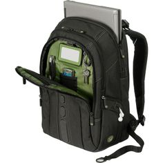 Targus Spruce EcoSmart Notebook Backpack - eBags.com