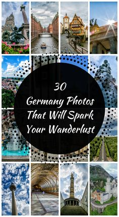 30 Germany photos that will spark your wanderlust and make you want to book that trip to Germany you have been dreaming about. Click now to see these amazing photos of Germany by the Divergent Travelers Adventure Travel Blog. https://www.divergenttravelers.com/incredible-germany-photos/