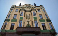 Hotel Moscova in Belgrade