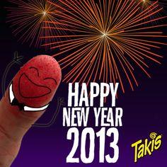 To a Takisful 2013!! #Takis
