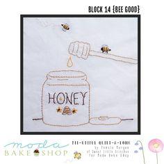 Bee-utiful QAL {Block 14 – Bee Good}