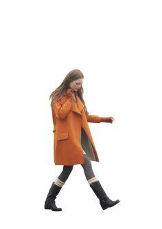 cutout women walking boots