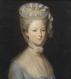 Princesse de Lamballe, attributed to Pierre Claude François Delorme