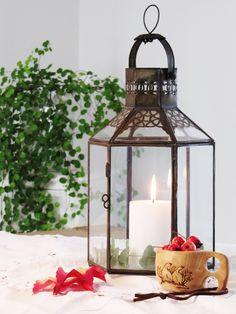 Lanterns, Candles