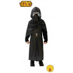 Disfraz de Kylo Ren Deluxe Star Wars para Niños