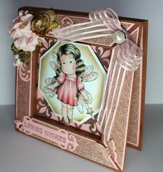 Flying Tilda   Good day, Bloggers!  The fabulous and talented Simon Says Stamp  DT member Heather , has put together an AWESOME shadow box ...