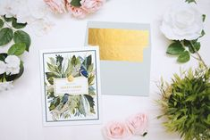 A South African Bushveld Inspired Save The Date featuring the South African Kingfisher Birds. Creative Wedding Invitations, Wedding Invitation Design, Wedding Stationery, Print Invitations, Modern Invitations, Floral Fabric, Creative Studio, School Design, Save The Date