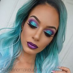 Makeup inspired by @angel_cumberbatch. Eyes: @juviasplace Masquerade Palette + @shopvioletvoss Siren Fantasy Glitter. #Makeup #Makeover #MakeupJunkie #MakeupAddict #MakeupLover #MakeupOfIG #InstaMakeup #IGMakeup #WakeupAndMakeup #VegasNay #Brian_Champagne #Undiscovered_MUAs #MUA #MakeupArtist #SouthFLMUA #Sephora #SephoraGirl #SephoraSoFLA #SephoraUniversity #BeautyStudioCaptain #VioletVoss #SirenFantasy #JuviasPlace #MasqueradePalette #DMarieMakeupMe