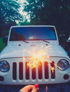 Fourth of July ft Jeep