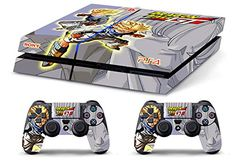 Skin PS4 HD DRAGONBALL GT TRUNKS limited edition Playstation 4