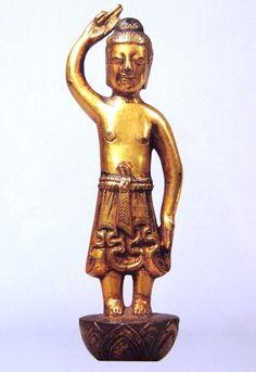 誕生釈迦仏立像  7世紀中頃(飛鳥時代) Taoism, Buddhist Art, Bipolar, Tibet, Japanese Art, Idol, Spirituality, Faith, Sculpture