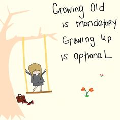 Nourish your inner child with this drawing that tells you to live life in endless wonder.