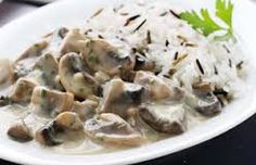Ornish Diet Recipes --- Creamy Mushroom Stroganoff http://www ...