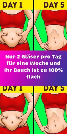 Only 2 glasses a day for a week and her stomach is flat - Perte de Poids Diet Plans To Lose Weight, How To Lose Weight Fast, Gewichtsverlust Motivation, Keto For Beginners, Weight Loss Supplements, Fitness Tracker, Ketogenic Diet, Health Fitness, Workout