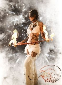 gorgeous fire hooper pic