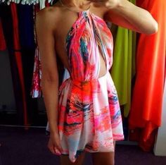Little Fluo Dress