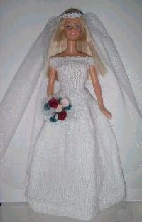 bridal gown - free pattern