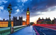 wallpaper palace of westminster, london, big ben, evening, traffi City Of London, London Bridge, London Street, London Night, Big Ben, London Hotels, Studio Harry Potter, London Attractions, Beautiful London