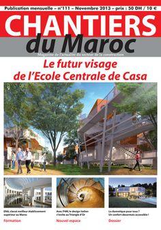 Chantiers du Maroc: Mensuel de l'actualité du secteur du BTP au Maroc