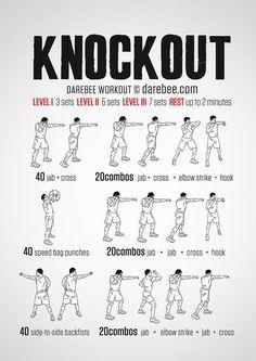 Knockout workout