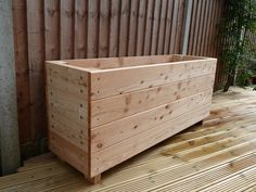large garden planters - Google Search