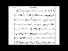 Doll Dance - Clarinet Quartet Sheet Music, Dance, Dolls, Youtube, Clarinet, Dancing, Puppet, Doll, Baby