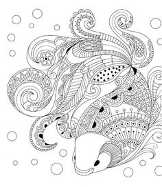 РАСКРАСКИ-АНТИСТРЕСС Подборка подробных больших и завораживающих раскрасок-антистресс. Для