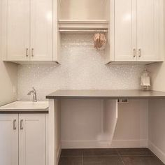 laundry room cabinets,