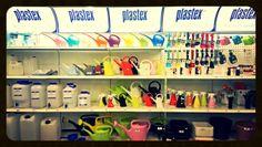 Kotilaakson myyntiristeilyllä Tukholmaan. Kevään uudet värit näkyvillä kauhoissa ja kastelukannuissa. Sale cruise to Stockholm. New colors on our products.