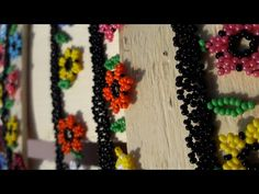 Bead Embroidery Jewelry, Beaded Embroidery, Beaded Jewelry, Beading Tutorials, Pearl Beads, The Creator, Pearls, Flowers, Crafts