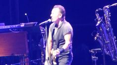 Bruce Springsteen Because The  Night (Patti Smith cover) Live San Siro  ...