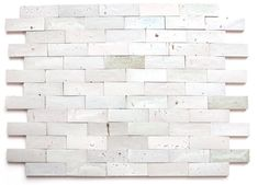 Rice Paper Tile by Cle Tiles