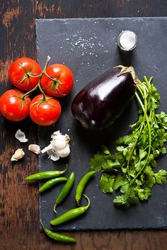 Raw Ingredients by IndianSimmer, via Flickr