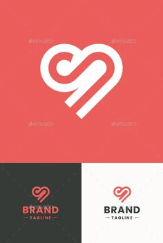 S Heart Logo Template PSD, EPS, AI Heart Logo, Lululemon Logo, Logo Templates, How To Memorize Things, How To Apply, Lettering, Logos, Logo, Drawing Letters