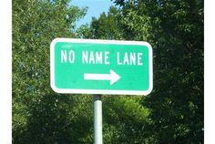Generic Street Name