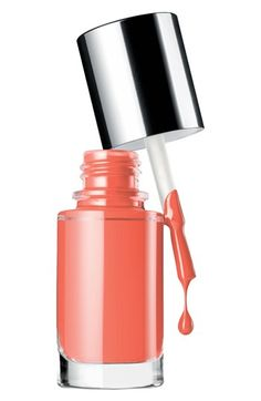 Clinique 'A Different Nail Enamel for Sensitive Skin' $16 want this in Really Rio and Juiced Up!