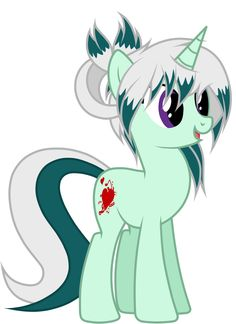 My name is Mint Heart. My best friend is Skull Candy, we both love MCR! Skull Candy is a bit shy, but trust me, you'll love her once you get to know her.