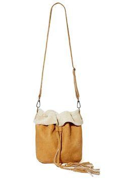 Sabrina Tach Rizos Bucket Bag
