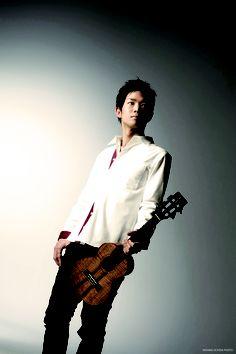 Jake Shimabukuro, the ukulele king.