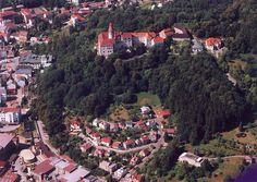Náchod Bohemia Czech Republic, Prague, My Images, Castles, Dolores Park, City, Travel, Beautiful, Bohemian
