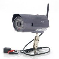 1MP IP Camera 'EasyN IP Cam' - 1/4 Inch CMOS, 30 LEDs, 20 Meter Night Vision - Online Shop! : Online Shop!
