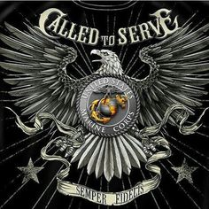 """☆ Called to Serve """"United States Marine Corps"""" Semper Fidelis ☆ Marine Quotes, Usmc Quotes, Quotes Quotes, Once A Marine, Marine Mom, Marine Life, Us Marine Corps, Semper Fi Marines, Military Love"""