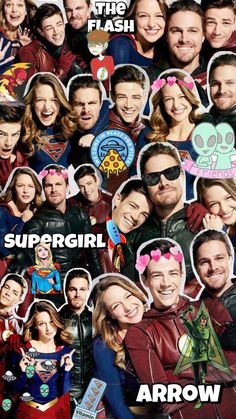 Supergirl Dc, Supergirl And Flash, Stephen Amell, Concessão Gustin, Arrow Flash, Flash Characters, Flash Funny, Flash Barry Allen, Flash Wallpaper