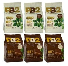 Bell Plantation Bundle: 3 Regular Powdered Peanut Butter 16oz and 3 Chocolate Powdered Peanut Butter 16oz - http://bestchocolateshop.com/bell-plantation-bundle-3-regular-powdered-peanut-butter-16oz-and-3-chocolate-powdered-peanut-butter-16oz/