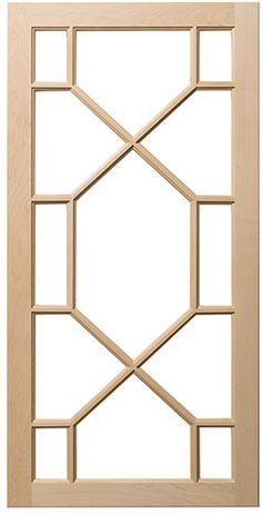 You searched for chippendale - Keystone Wood Specialties Kitchen Door Designs, Cabinet Door Designs, Custom Cabinet Doors, Cabinet Door Styles, Kitchen Doors, Cabinet Decor, Custom Cabinets, Wooden Window Design, House Window Design